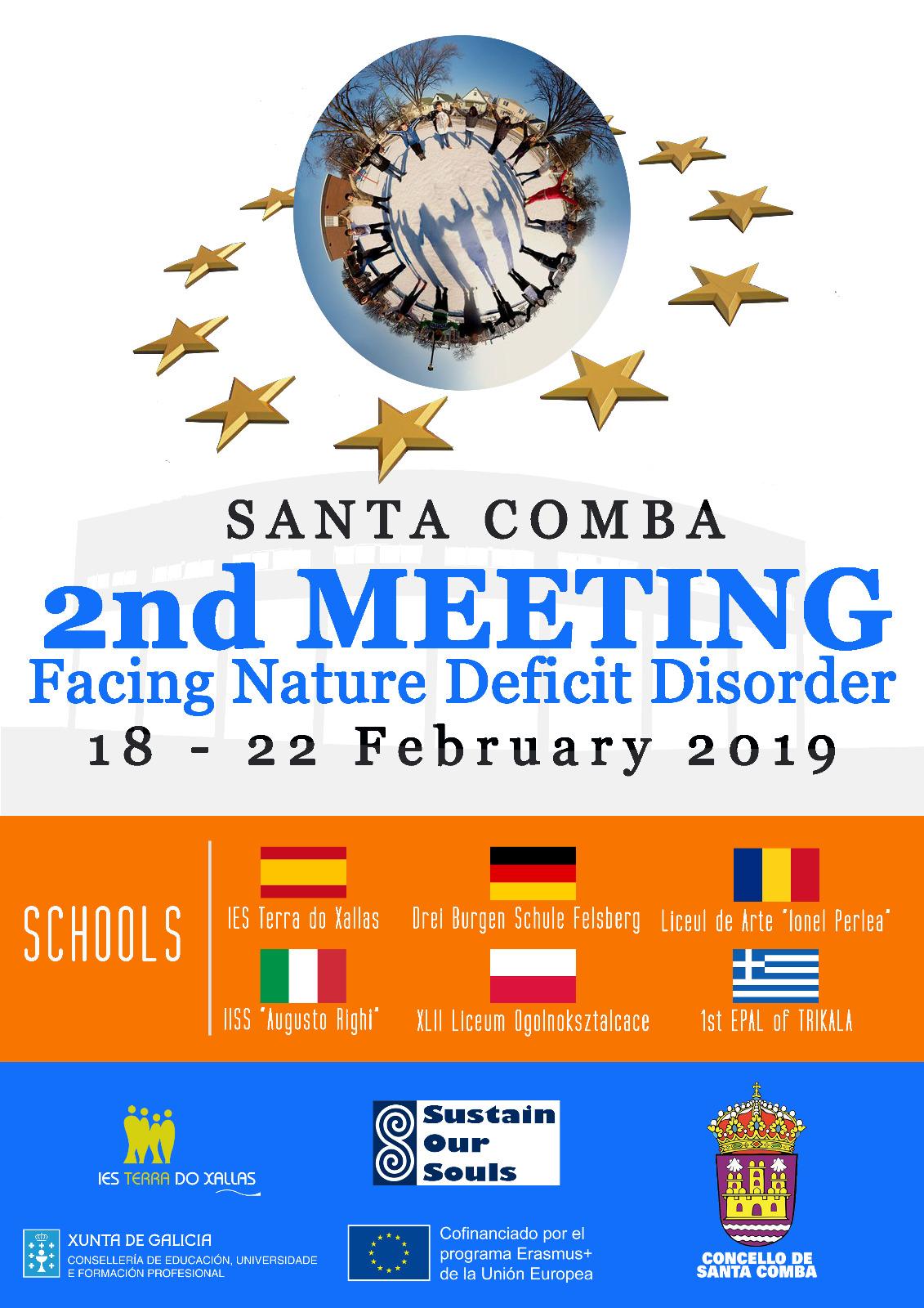 Poster Santa Comba