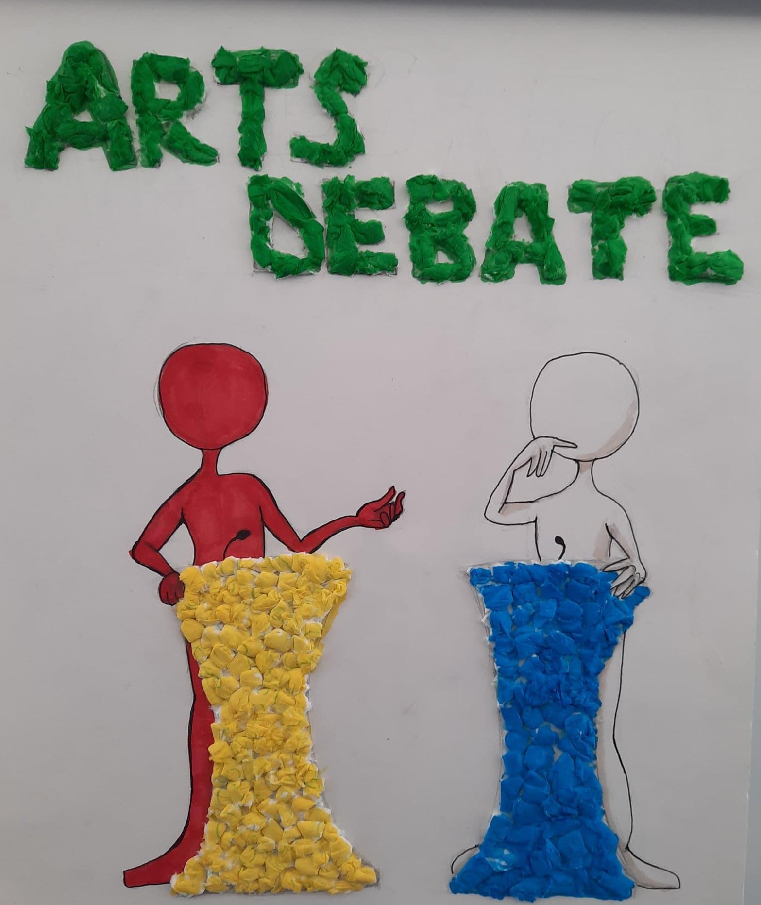 arts debate